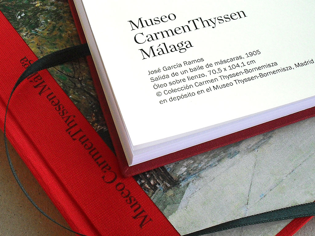 Museos Thyssen 1. MardePapel.