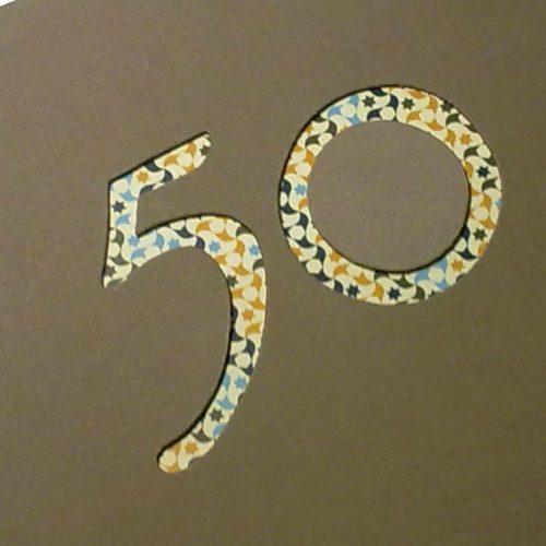 Álbum de fotos 50 años 2. MardePapel