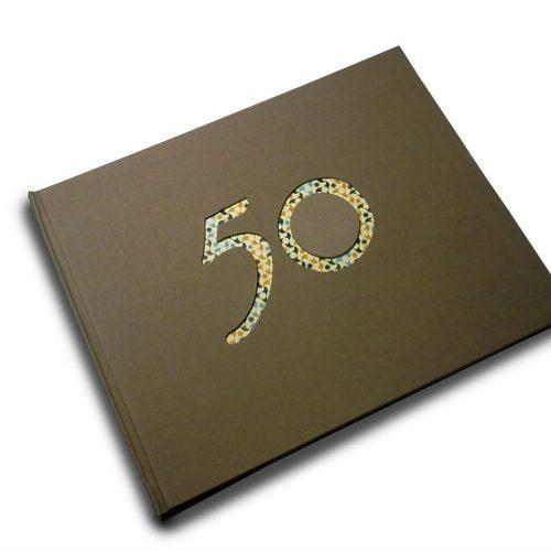 Álbum de fotos 50 años. MardePapel