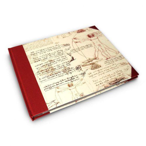 Álbum de fotos Leonardo. Mardepapel