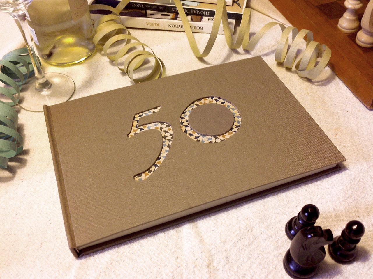 Libro de Firmas Cumpleaños