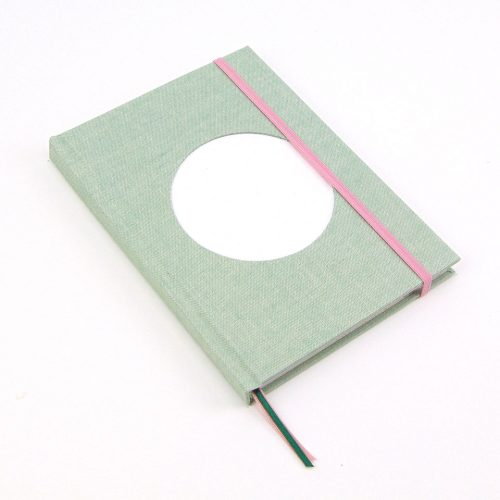 Bullet Journal verde 1. MardePapel