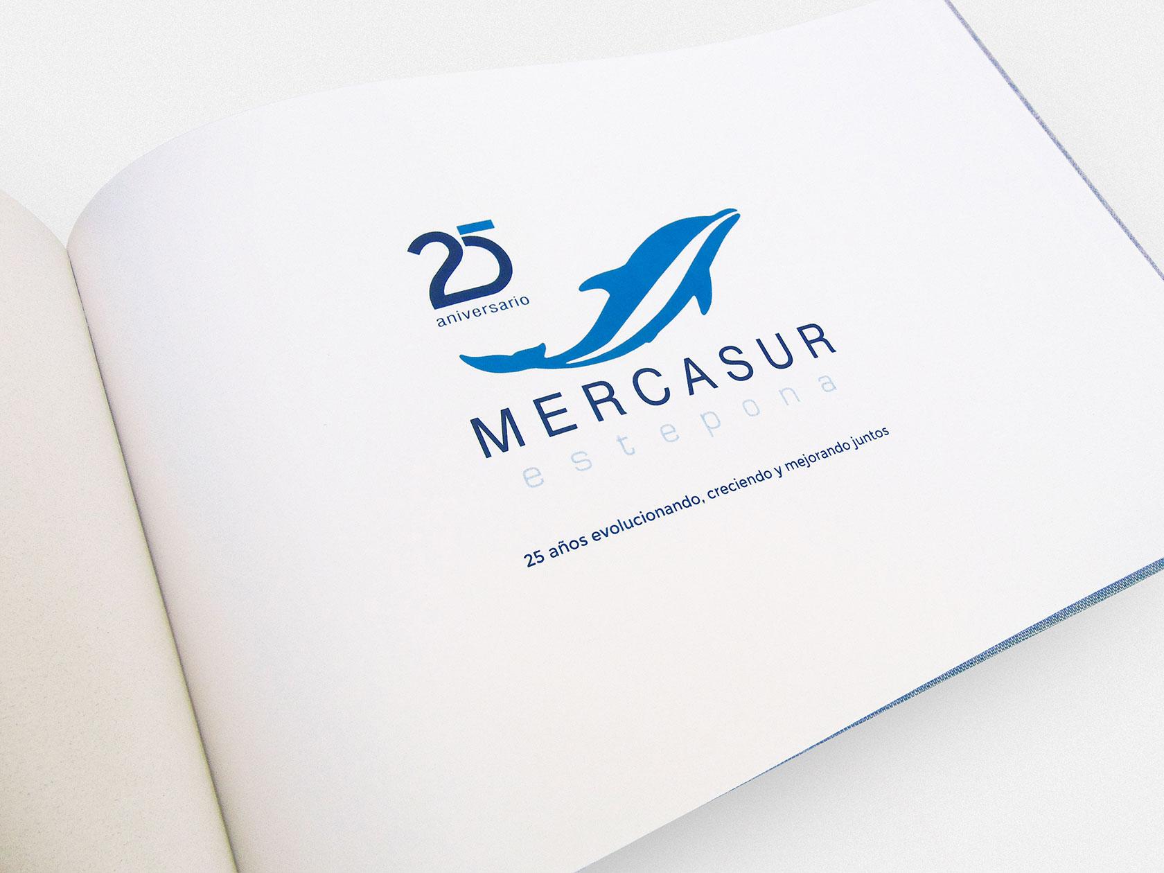 Libro de firmas Mercasur Estepona