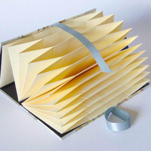 Libreta y fichero con globos aerostáticos 2. MardePapel