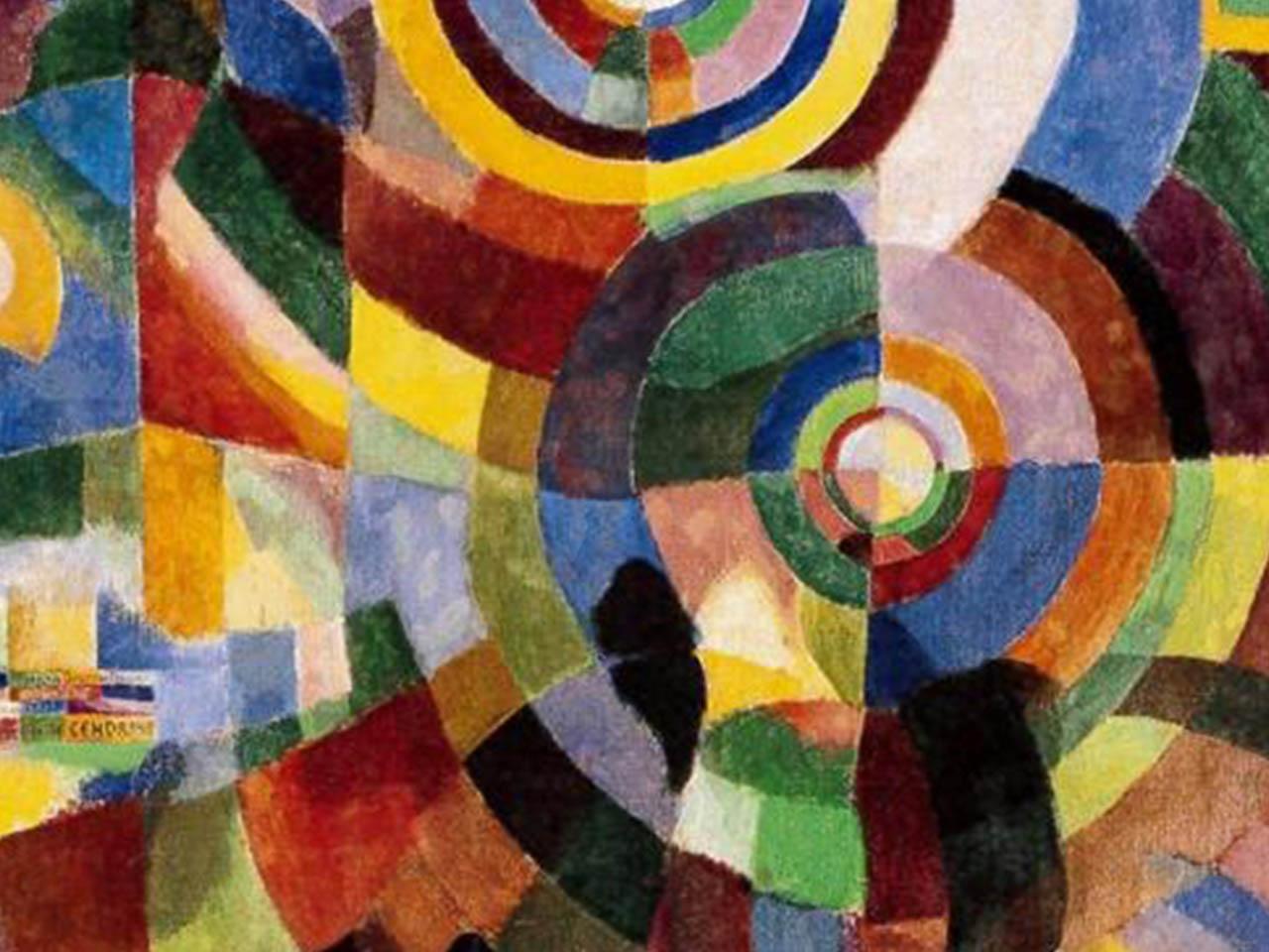 Sonia Delaunay <br<Electric Prims 1914
