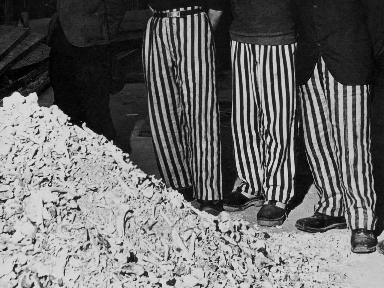 Lee Miller<br> Buchenwald 1945